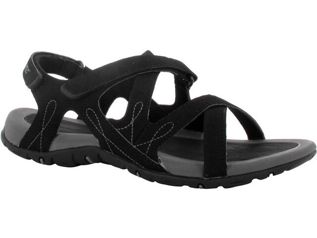 Hi-Tec Waimea Falls Chaussures Femme, black/grey